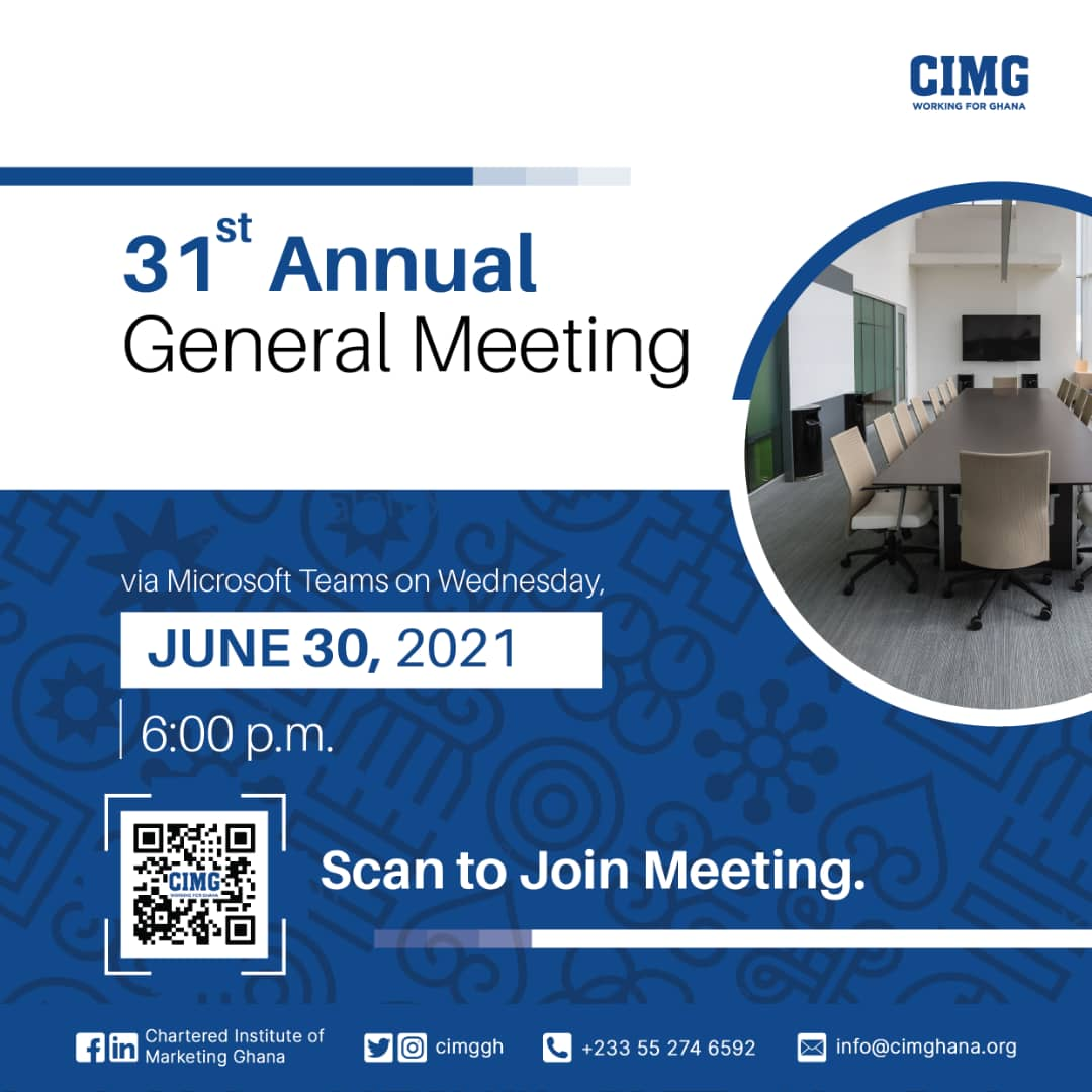CIMG holds 31st annual general meeting.